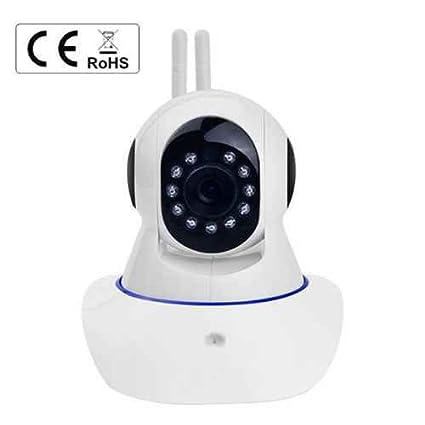 Cámara IP Interior,cámara inteligente,2-Vias Audio,Cámara de Vigilancia ip