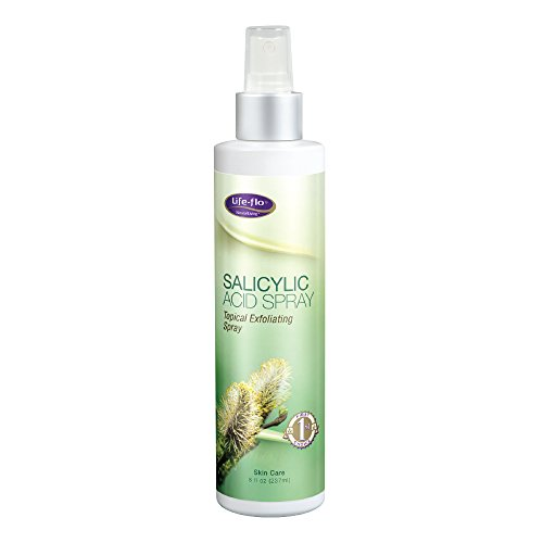 Life-Flo Salicylic Acid Spray, Topical Exfoliating Spray 269937, 8 ()
