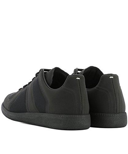 MAISON MARGIELA Sneakers Uomo S37WS0384S48816964 Tessuto Nero Nuevo ajoPHN8KhW