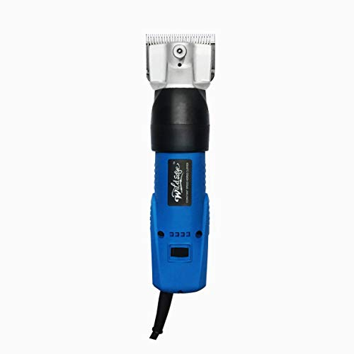 Wild Edge Horse Clipper, Professional Heavy-Duty Cattle, Livestock Grooming Clipper Kit