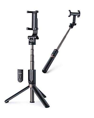 Anker Bluetooth Selfie Stick, Extendable and Tripod
