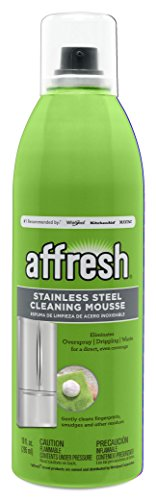 Affresh W11042466 Stainless Steel Cleaning Mousse (10oz)
