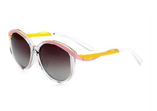 Fashion de des Soleil Cadre Couleur A Lens Lunettes de Soleil C X232 Grand Lunettes Lunettes Retro Lady à gUA7g4