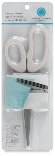 Martha Stewart Crafts Fringe Scissors