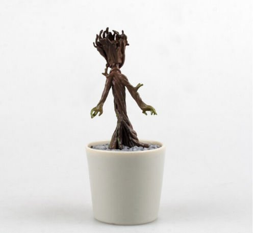 Guardians Of The Galaxy Mini Dancing Groot Dolls PVC Action Toy Figure 12cm gift