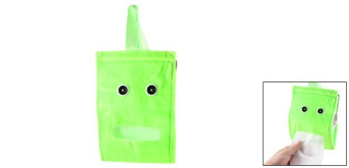 Amazon.com: Tapeçaria Rolo do papel higiénico Guardanapo Tissue Container suporte verde: Home & Kitchen