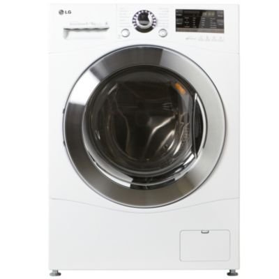 LG F96400WHR Independiente Carga frontal A lavadora - Lavadora ...