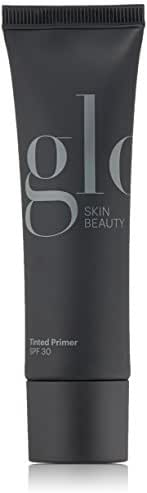 Glo Skin Beauty Tinted Primer SPF 30 in Medium | Foundation Face Priming Tint with Sunscreen | 4 Shades, Satin Finish