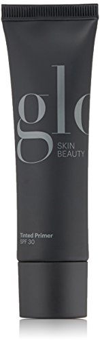 Glo Skin Beauty Tinted Primer SPF 30 in Medium | Foundation Face Priming Tint with Sunscreen | 4 Shades, Satin ()