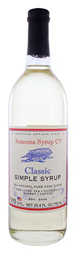 Sonoma Syrup Co. Classic Simple Syrup 25.4 fl. oz
