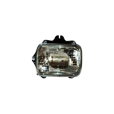 TYC 22-1014 Toyota 4 Runner Driver Side Headlight Assembly: Automotive [5Bkhe1012738]