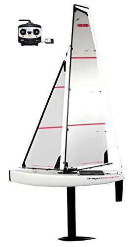 DragonForce 65 v6 Racing Sailboat 2.4GHz Ready-To-Race (RTR)