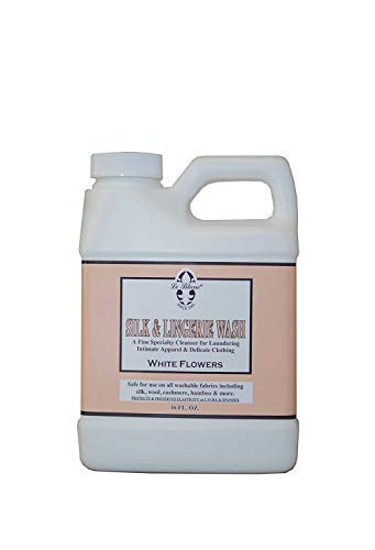 Le Blanc® White Flowers Silk & Lingerie Wash - 16 FL. OZ., One Pack