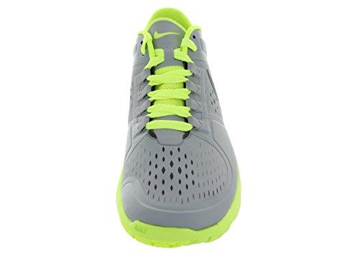 Nike Schuhe Herren Fs lite trainer Wolf grey/mtlc dark grey-volt, Größe Nike:9