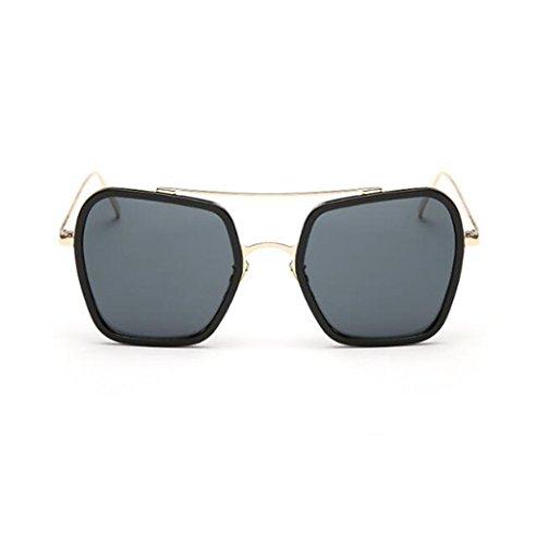 Wmshpeds Zustrom von Menschen spiegelnden Sonnenbrille, Mode Persönlichkeit, Sonnenbrille, meine Damen Gläser