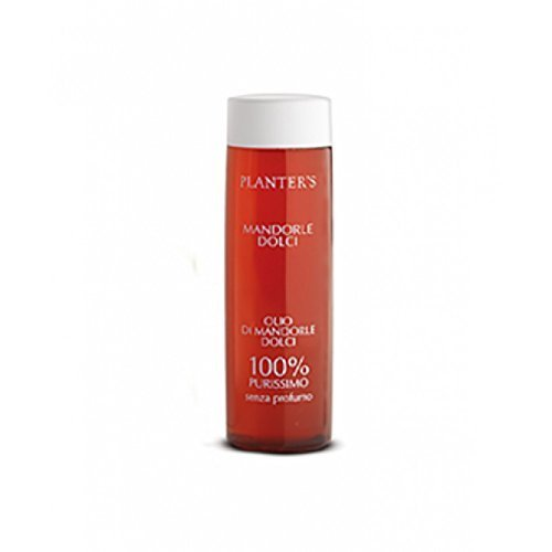Planter's Sweet Almond Oil 100% Pure 200ml