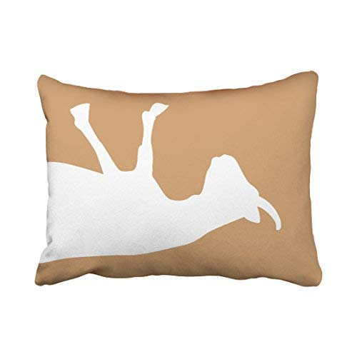 Custom Lovely Fainting White Goat Silhouette Wheat for sale  Delivered anywhere in Canada