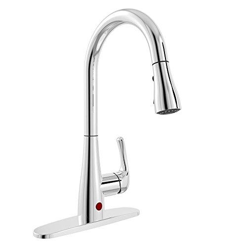 Delta 140-WE-DST Collins Single Handle Water-Efficient Kitchen Faucet, Chrome
