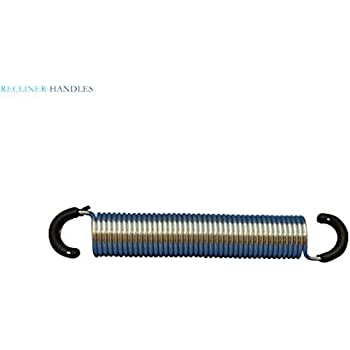 Replacement Recliner Sofa Sectional Mech Mechanism Tension Spring 4 3/4 inch Short Hooks 5  sc 1 st  Amazon.com : recliner spring - islam-shia.org