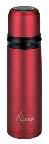 Laken Thermo Flask (Red, 25oz - 750ml)