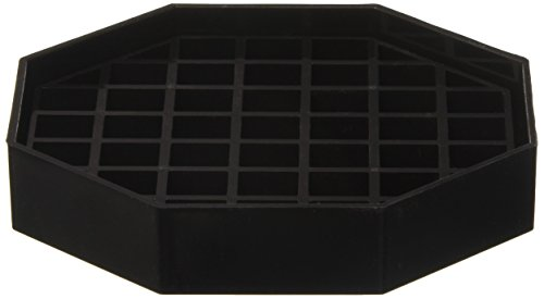Winco DT-45 4 Count Drip Trays, 4.5 by 4.5-Inch, Value - Airpot Drip Tray