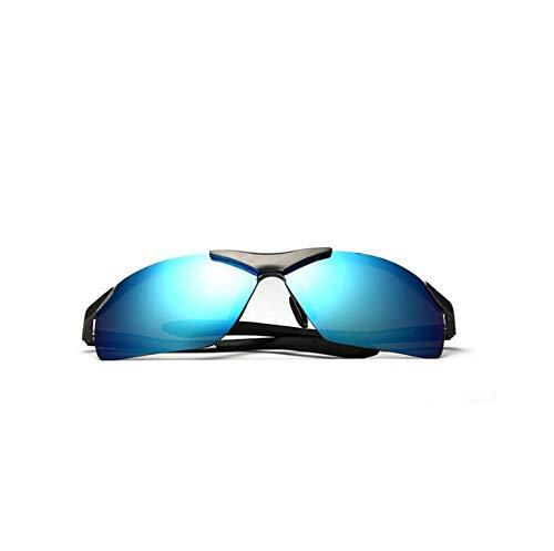 de Defect Soleil Lunettes Plage Film Aluminium Hommes Couleur Lunettes Sports de Outdoor Soleil Voyage Loisirs polarisé magnésium D pour RaExwRrq