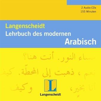 Langenscheidt Lehrbuch des modernen Arabisch - 2 Audio-CDs