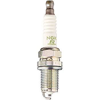 NGK V-Power Spark Plugs Stock 6855 Nickel Core Tip Standard 0.044in ZFR7F-11 Set 4pcs