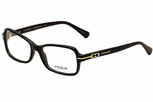 Coach Laurel (F) Eyeglasses HC6055F 5002 Black 52 17 135