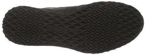 ECCO Sneak Men's, Zapatillas para Hombre Marrón (DARK SHADOW/SLATE/MOCHA50164)