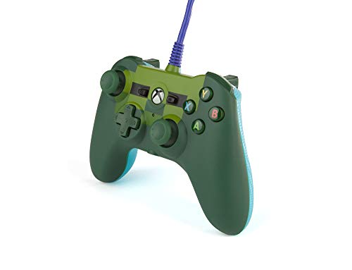 PowerA Mini Wired Controller for Xbox One - Minecraft Zombie - Xbox One (Limited Edition) 2