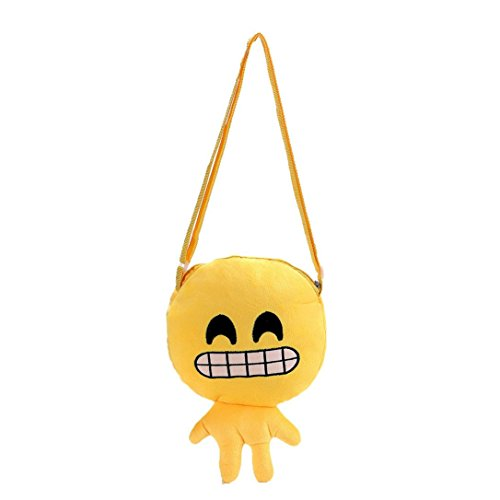 Transer - Bolsas de mano chica/mujer Emoji B