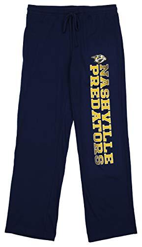 Concepts Sport Nashville Predators Ladies Knit Pant NVY XLG ()