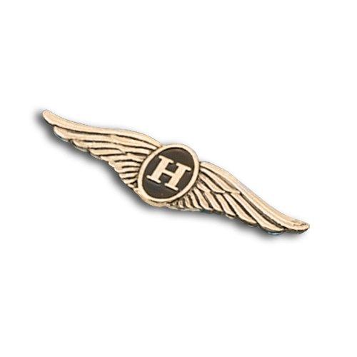 Show Chrome Accessories 3 V45 Wing Emblem 35462 2-97