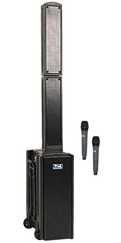 Anchor Audio Beacon Line Array Basic Package Dual with Two W