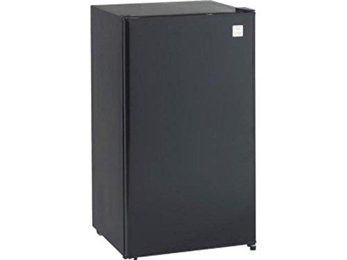 Avanti 3.3 Cu. Ft. Counterhigh Refrigerator Black Black RM3316B by Avanti