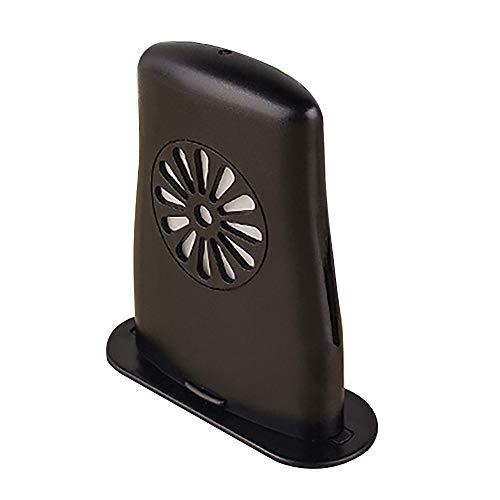 (Alimao NEW Acoustic Guitar Humidifier Humidity Protect Sensor Moisture Reservoir Black)