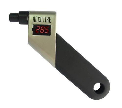 Accutire MS-4021B Digital Tire Pressure Gauge - Guage Wheel