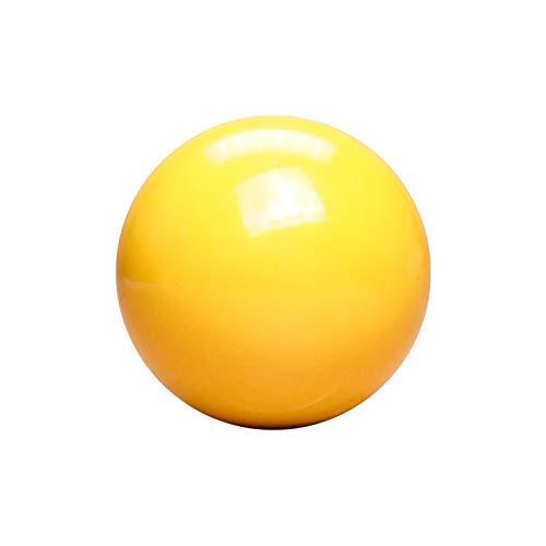 Amarillo bola blanca para billar 5, 08 cm ClubKing Ltd