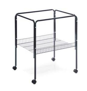 Prevue Pet Products BPV2521S Bird Cage Stand for Base Cages, Black TopDawg Pet Supply 480682