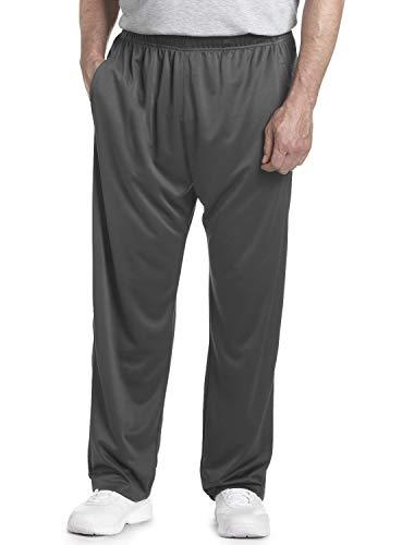 Reebok Tricot Pant - Reebok Big & Tall Play Dry Knit Pants