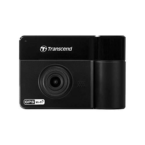 Transcend Drivepro 550 Dual Lens Dash Camera DashCam TS-DP550A-64G