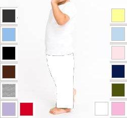 american apparel white pants - 4