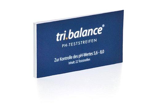 tri.balance pH-Teststreifen Pocket 22 St.