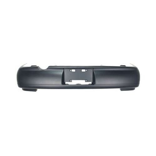 Perfect Fit Group NS2110P - Maxima Rear Bumper Cover, Primed