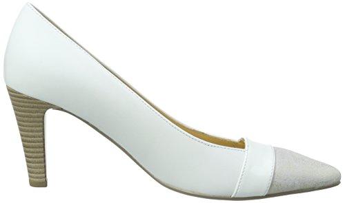 Gabor Gabor - Tacones Mujer Weiß (21 weiß/puder)