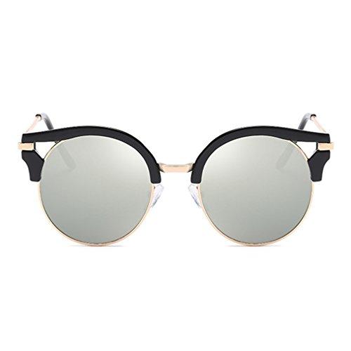 De Vidrios Moda Protección Clásicos Retros 400 Color Vendimia De Señoras Tienden Mujeres Ultravioleta Sol C5 De Multi De Las La Nuevas Gafas La 8vwqv