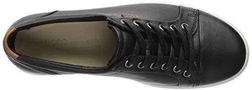 nero Nero basse Donna Donna 1001 Soft 7 Sneakers Ecco nWqC6a0vwC