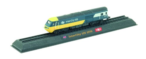 76 diecast 1:160 scale locomotive model (Amercom LN-35) (Intercity Train)