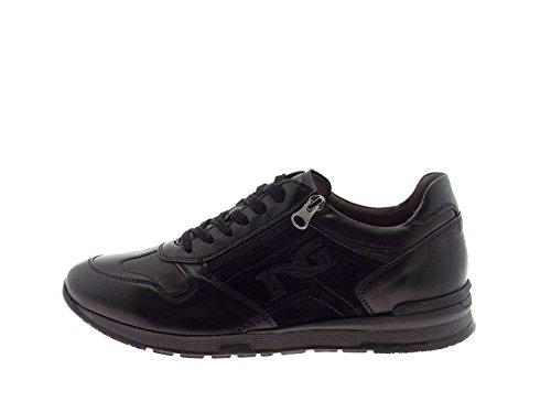 Nero Giardini - Zapatillas para hombre negro